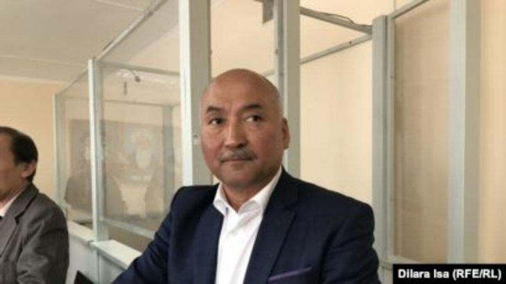 Шымкентте прокурор Ерлан Балтабайды 8 жылға соттауды сұрады