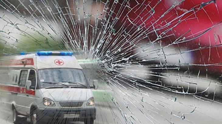Ақмола облысында жол апатынан 2 адам қайтыс болды