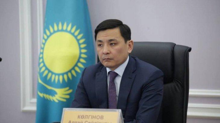 Алтай Көлгінов: «LRT құрылысы бойынша «Астана» банкінің бұғатталған барлық қаражаты мемлекетке қайтарылуы тиіс»