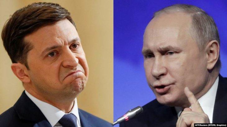 Зеленский мен Путин келіссөздері қалай жүріп жатыр?