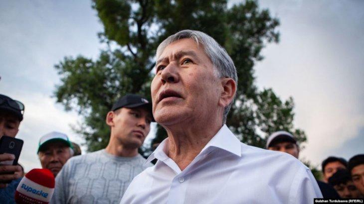 Атамбаевтың жақтастары құқық қорғау қызметкерлеріне күш қайтаруға дайындалып жатыр