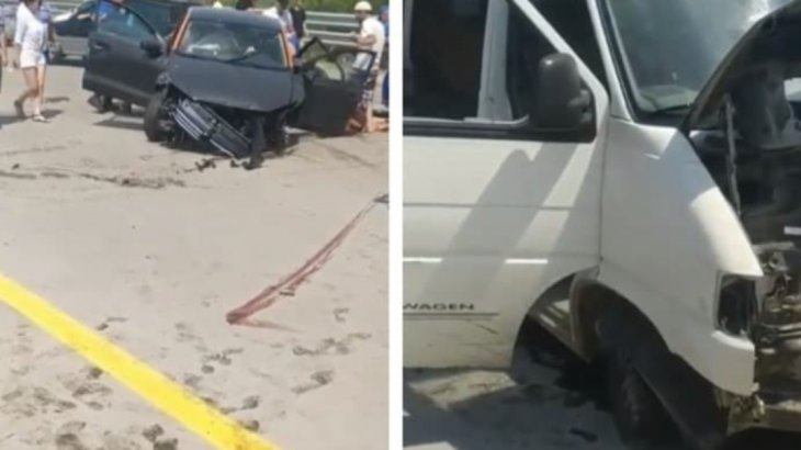 1  адам қаза тапты: Алматы облысында жантүршігерлік жол апаты болды