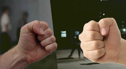 БҚО-да прокурорлардың қоғамдық орында дәрет сындырып, төбелескен видеосы желіде тарады