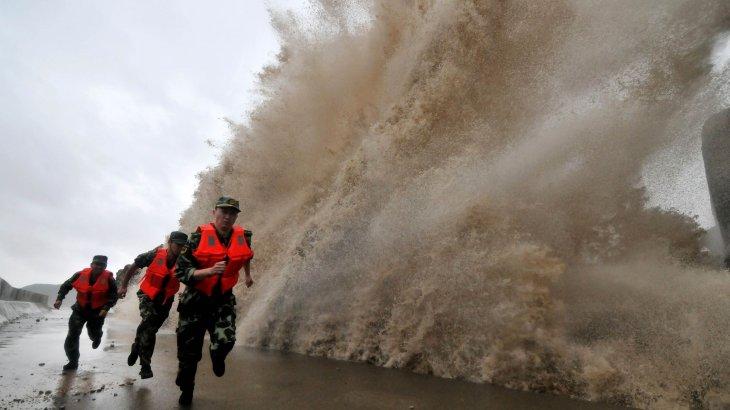 Қытай: үш миллион тұрғын жарақат алып, 18 адам қайтыс болды