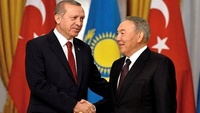Назарбаев пен Ердоған телефон арқылы не сөйлесті?