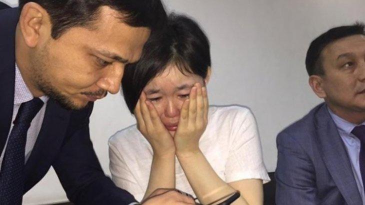 Министрлік Қытай түрмесіндегі Ақжарқын Тұрлыбайдың ісіне байланысты мәлімет берді