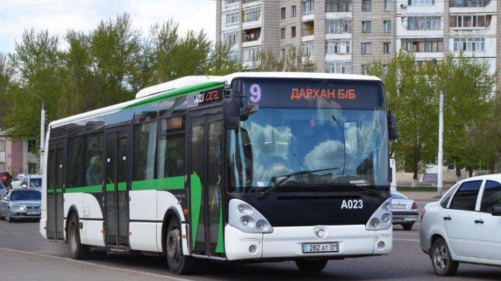 Нұр-Сұлтан: Автобуста газ баллон шашып, төбелес шығарған ер адам ұсталды