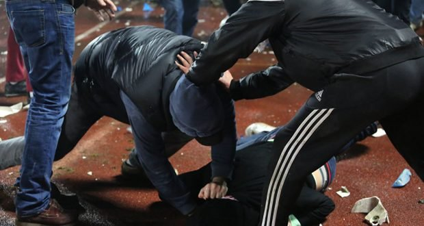 Павлодарда тұрғындар мен тәртіп сақшылары арасында атыс болды