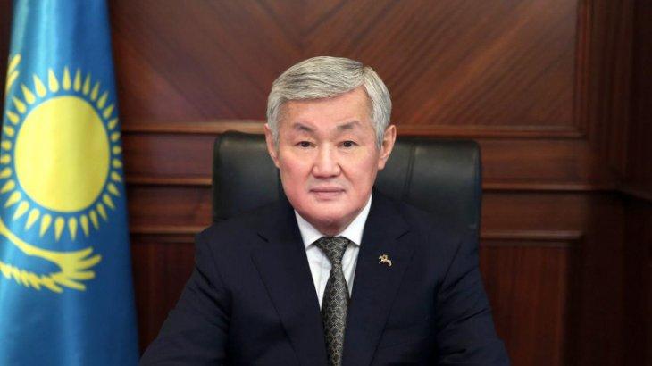 Бердібек Сапарбаев жаңа қызметке тағайындалды