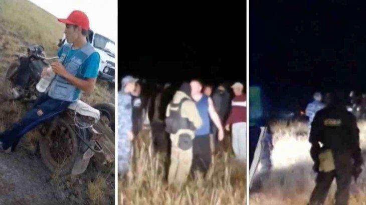 Павлодарлық тұрғындар мен күзет қызметкерлері төбелесіп, 5 адам жараланды