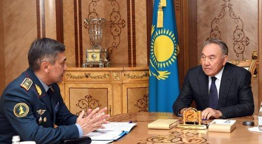 Назарбаев қорғаныс министріне шеру өткізуді тапсырды