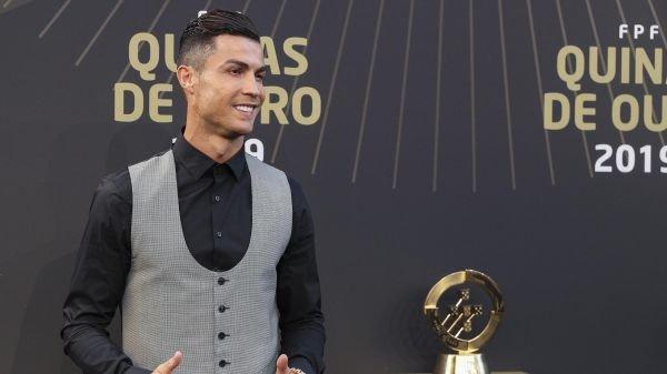Роналду 10-рет үздік футболшы атанды