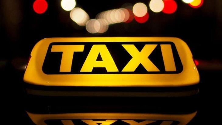 Елордада жаңа такси қызметі іске қосылды