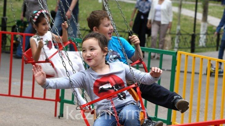Атырауда мүмкіндігі шектеулі балалар тегін демалады