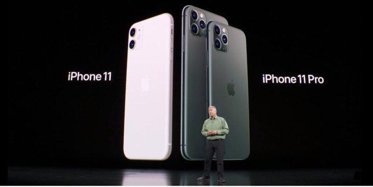 Apple бренді 3 жаңа үлгідегі смартфонын таныстырды