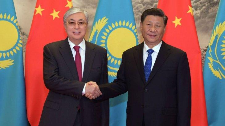 Тоқаев Қытай президентімен келіссөз жүргізіп, 10 құжатқа қол қойды