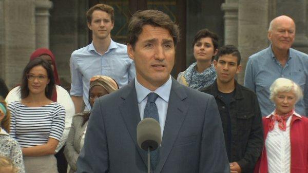Канадада 21 қазан күні парламенттік сайлау өтеді