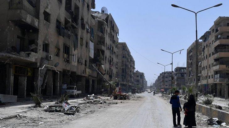 Сириядағы соғыс шынымен аяқталды - Ресей СIМ