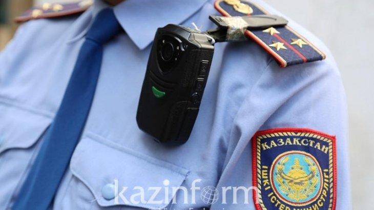 Полиция Шамалған стансасының өткелінде болған жол апатының куәгерлерін іздестіріп жатыр