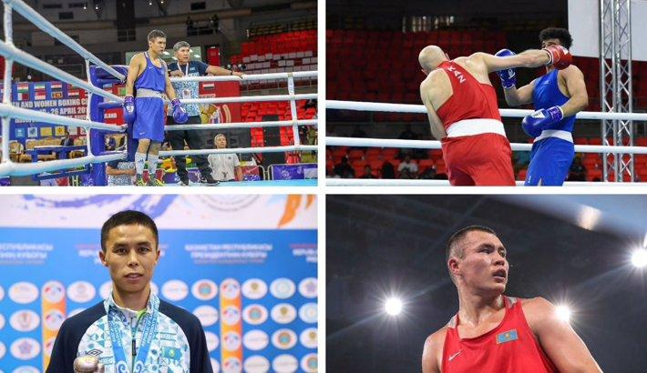 Ресейде өтіп жатқан әлем чемпионатының жартылай финалына 6 қазақстандық боксшы шықты