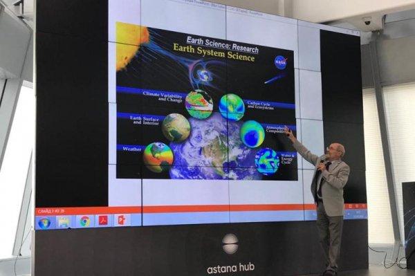 Елімізде NASA орталығы ашылуы мүмкін