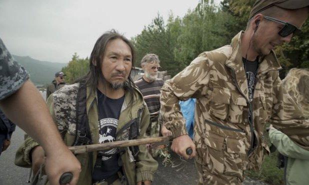 Путинді қуып шыққысы келген шаман қолға түсті