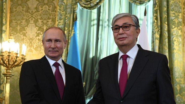 Қазақстан мен Ресей президенттері Валдай форумында кездеседі