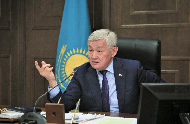 «Нәтижелері көңіл көншітерлік емес»: Бердібек Сапарбаев спорт министрлігіне ескерту жасады