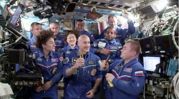 Халықаралық ғарыш станциясындағы басқару Еуропалық ғарыш агенттігінің өкіліне берілді