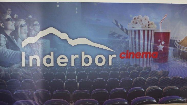 Атырау облысы Индер ауданында тұңғыш рет 3d форматтағы кинотеатр ашылды