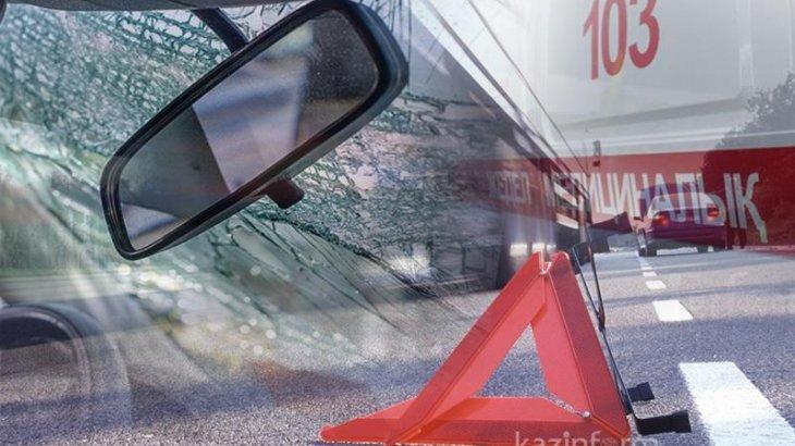 2 адам қаза тапты: Оралда 3 автокөлік соғысты