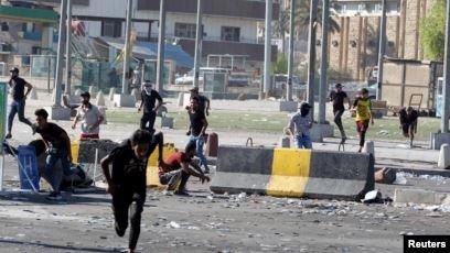 Иракта наразылық өршіп тұр