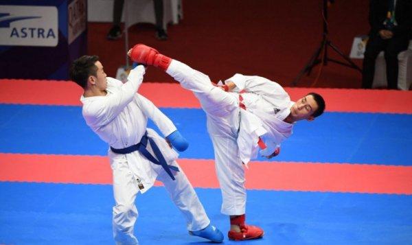 Қазақстандық каратэшілер Мәскеуде 4 медаль жеңіп алды