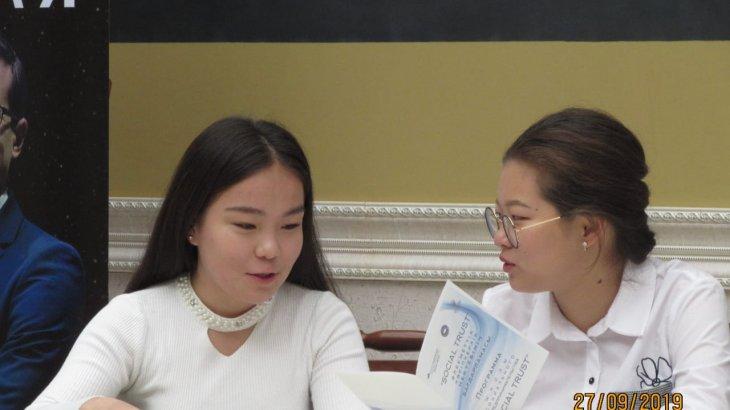 Қарағандыда «Social Trust әлеуметтік кәсіпкерлік мектебі» атты семинар өтті