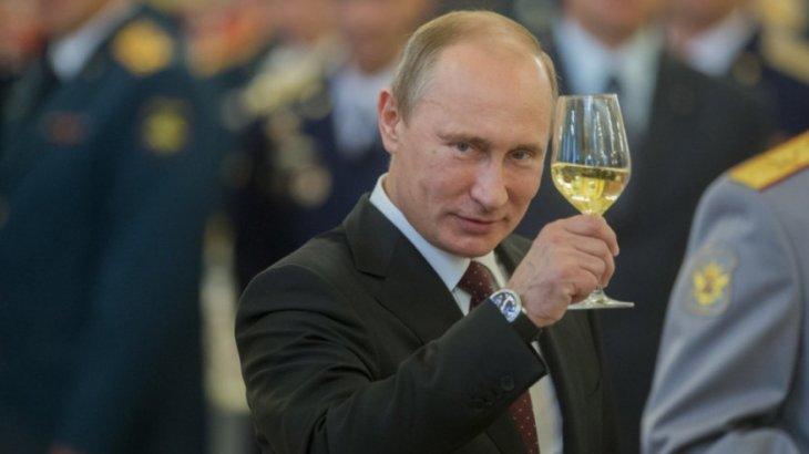 Путин туған күнінде өзіне керемет сыйлық жасады