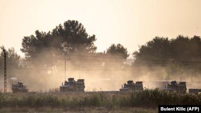 Түркия Сирияда әскери операция бастады