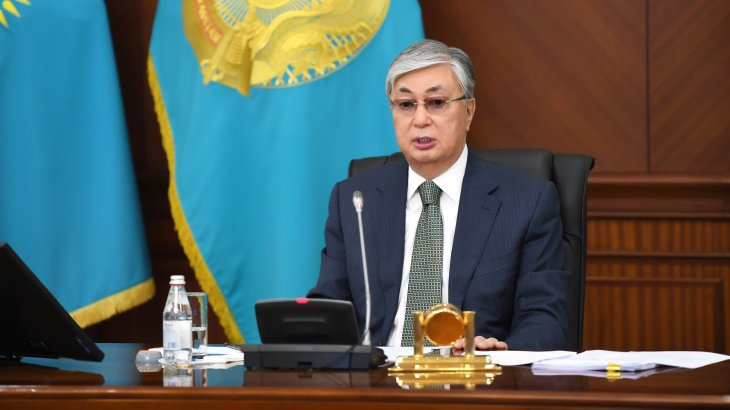 Тоқаев ТМД мемлекеттері басшыларының Кеңесіне қатысады