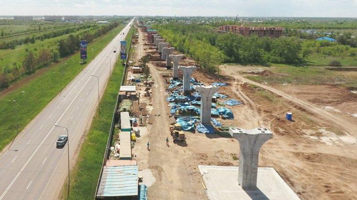 «Астана LRT»-нің құны – бір қала тұрғындарына баспана салуға болатын қаржы