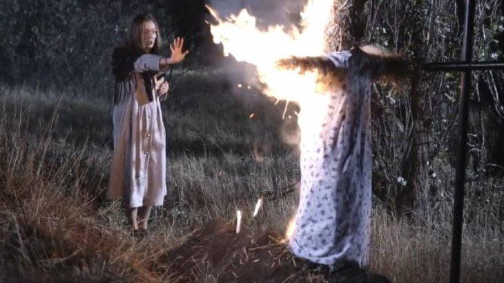 «Тірідей жеп жатыр»: елсіз жерге түнеп, ішіне жын қонған бала