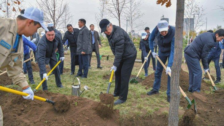 Президент Тоқаев сенбілікке қатысты