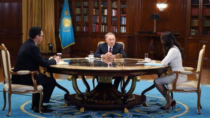 «Шетелге танымал»: Назарбаев таңдауы не үшін Тоқаевқа түскенін ашық айтты