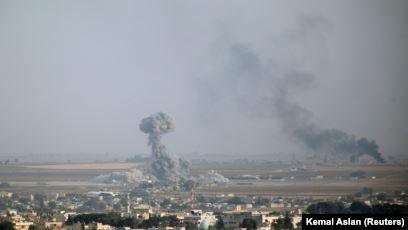 Күрдтер Сириядағы лагерьлерден 100 адамның қашып шыққанын хабарлады