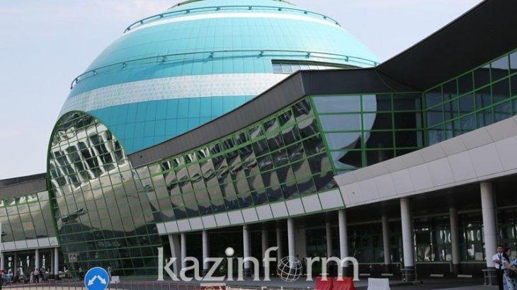 Назарбаев әуежайының коды өзгереді