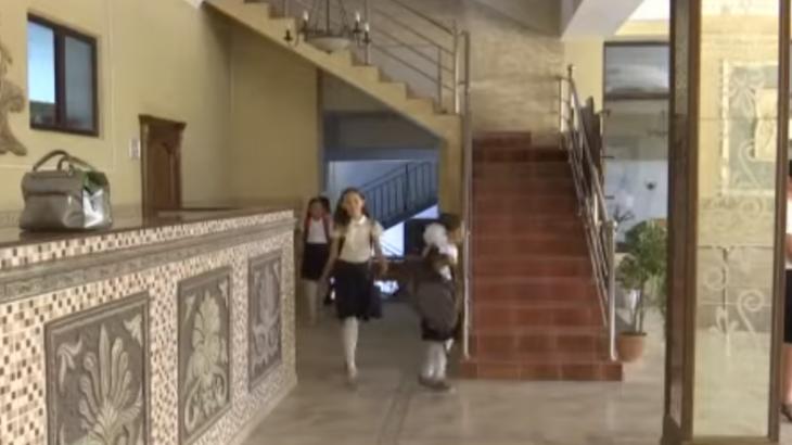 Шымкентте оқушылардың білім ошағына айналған монша ресми түрде мектепке айналады