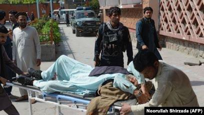 Ауғанстан шығысында тағы жарылыс боп, 30-ға жуық адам қаза тапты