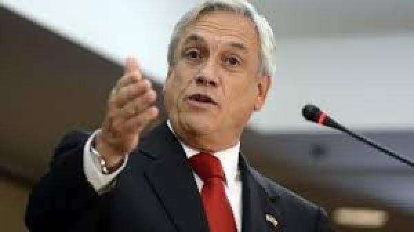 Чили президенті саммит өткізбейтінін мәлімдеді
