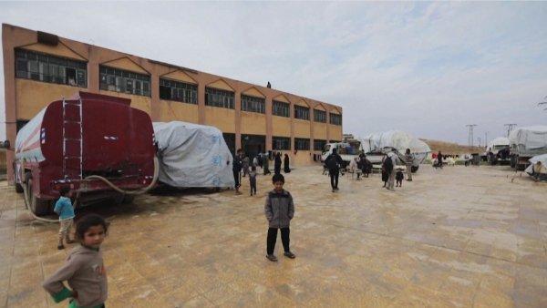 Сириядағы лагерьлерде 60-тан астам елдің 28 мыңға жуық балаcы өмір сүріп жатыр