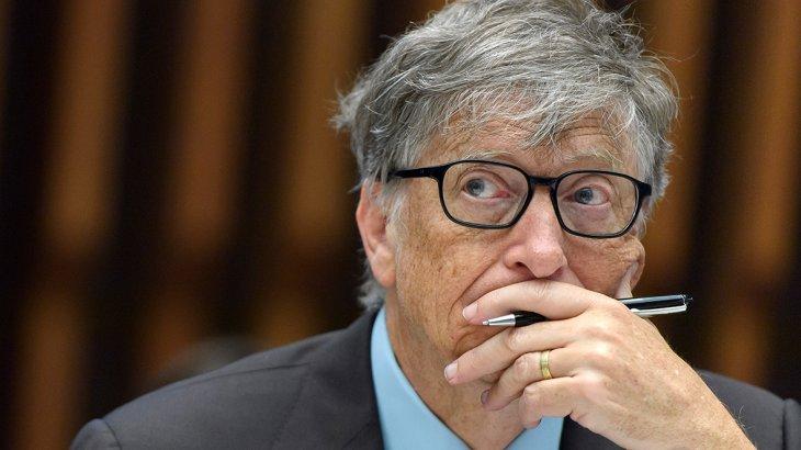 Билл Гейтс бай адамдардың қатарында емес