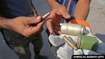 Иракта полиция наразыларға оқ атты
