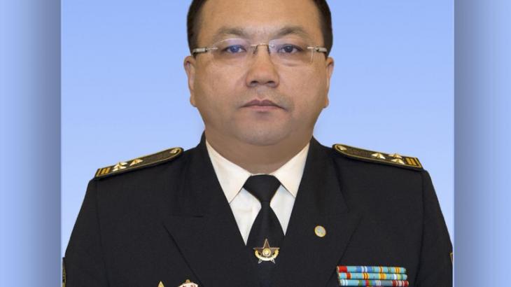 Борамбаев Қарулы күштер Бас штаб бастығының орынбасары боп тағайындалды